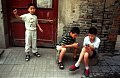 Game-Boys, Peking